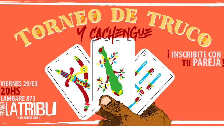 Torneo de truco y cachengue en el Bar La Tribu