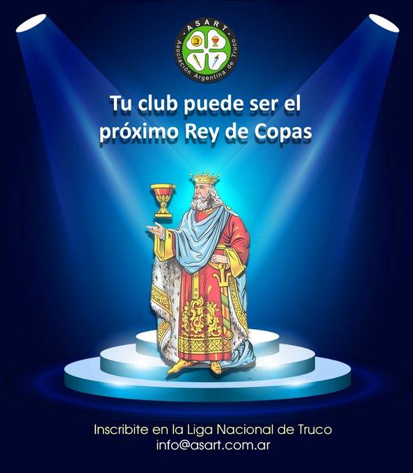 Tu club puede ser el próximo Rey de Copas