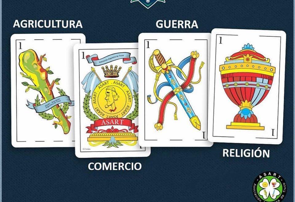 La Asociación Argentina de Truco @truco_asart se está preparando para la primera Liga Nacional de Truco