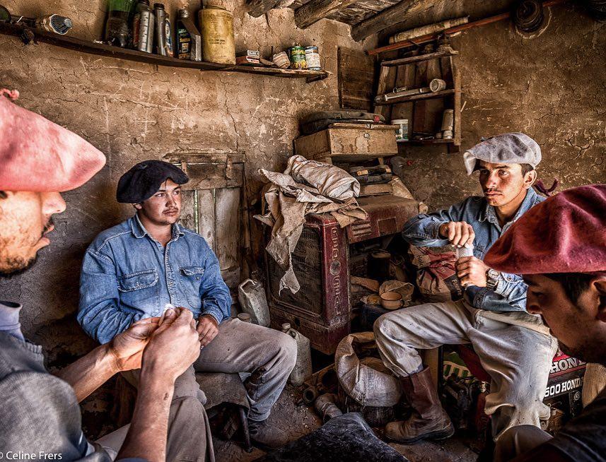 """Fotografías del libro """"Argentina y su gente"""""""